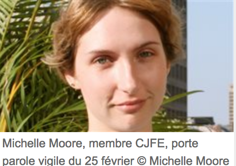 La liberté de la presse serait-elle menacée au Canada? une interview avec Michelle Moore